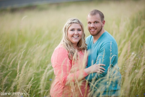 Jillian & Chris' Engagement Session