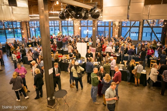 Portland Grand Tasting 2017 - Columbia Gorge Winemakers Association