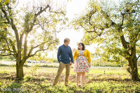 Hanna & Mitch's Engagement Session